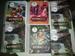 Livros 3° ano médio Escola Corujinha/ sistema SAE DIGITAL