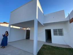 JE Imóveis Timon: Casa nova com 3 quartos bairro Parque Alvorada