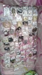 Troco lote 70 brincos(bijuterias) em Ps3 ou xbox 360