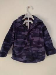 Camisa Carter's Infantil - 18 meses