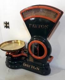 Título do anúncio: Antiga balança Dayton em ferro fundido