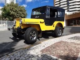 Título do anúncio: Jeep willis com toda mec. Do jimny a prova