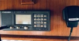 Ssb Furuno Fs 1502 + Acoplador At 1502 Náutico