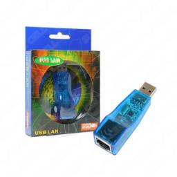 Adaptador Usb Placa de Rede Externa Rj45 Lan (UR-01)