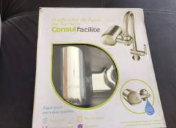 Filtro de água Consul Facilite com adaptador universal