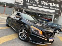 Mercedes Benz CLA-250 SPORT 4MATIC 2.0 Turbo Aut + Teto