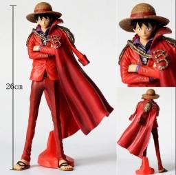 One Piece Boneco Monkey D. Luffy Action Figure 26 cm