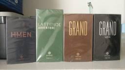 Perfumes masculinos Hinode