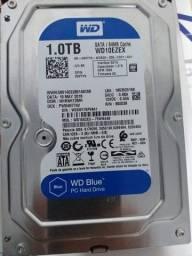 HD Western Digital de 1TB - 3.5 - 7200rpm