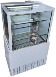 Título do anúncio: Balcão vitrine confeitaria refrigerado 0,70m