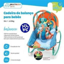 CADEIRA Bebê Descanso Musical Vibratória Elefante
