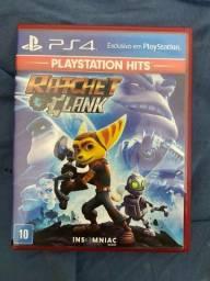 Título do anúncio: Ratchet e Clank PS4