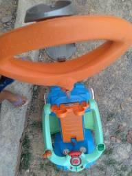 Carro e cadeira bebê