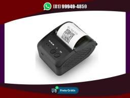 Título do anúncio: Mini Impressora Térmica Bluetooth 2.0 58mm Luogao