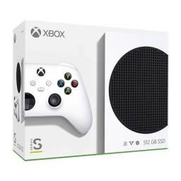 Xbox Series S 500GB Branco Novo/Lacrado!  Loja Ibyte Com Nota Fiscal Garantia De 1 Ano