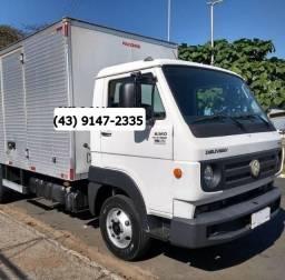 Título do anúncio: Volks 8-160 delivery Baú Seco