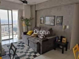 Apartamento com 2 dormitórios à venda, 65 m² por R$ 280.000,00 - Aeroviário - Goiânia/GO
