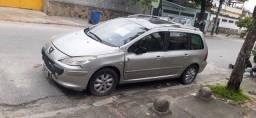 Peugeot Sw automático com GNV