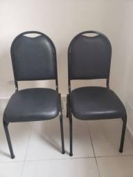 2 cadeiras novíssimas