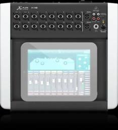 Mesa ,Mixer e interface Áudio X18 Air Behringer Console Digital
