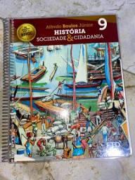 Livro história 9° ano