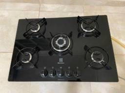 Cooktop a Gás Eletrolux GC75 Pra ir Rápido Novo