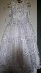 Vestido de noivinha de casamento