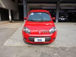Título do anúncio: Fiat Uno 1.0 Vivace 2016