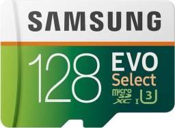 cartão de memoria evo select 128gb