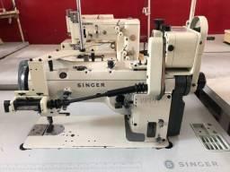 Máquina Zig Zag industrial 3 pontos com zeromax