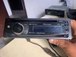 Título do anúncio: Radio pioneer DEH-P4050UB