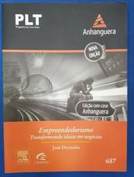 Livro Anhanguera - Empreendedorismo - Transformando ideias em negócios