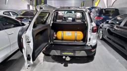 Ecosport titanium 2018 completo/AT/GNV