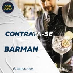 Contrata-se Barman