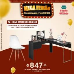 Mega Saldão Sonhos Dos Moveis- Receba em até 48hrs úteis!!