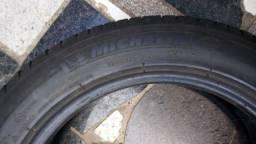 Vendo 4 pneus Michelin  195/55/R16.