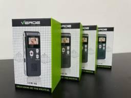Gravador Digital Voz Verde