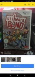 Jogo ultimate band para Nintendo Wii