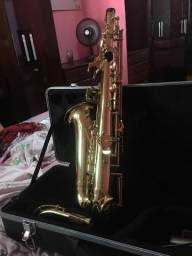 Sax alto da marca SHELTER