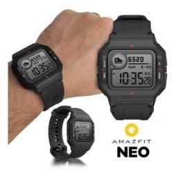 Relógio Smartwatch Xiaomi Amazfit Neo Preto