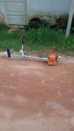 Título do anúncio: Limpeza de terreno e Gramado
