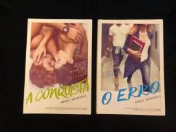 2 livros da série ?amores improváveis?