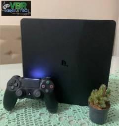 PS4 Slim c/ Garantia em Ipatinga