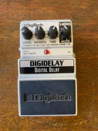 Pedal Digital Delay Digitech