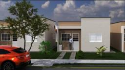 Casa em condomínio fechado com parcelas a partir de 539,00, entrada parcelada