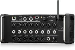 Xr16 Mixer Digital Da Behringer Mesa De Som 16 Canais Serial Number Registro