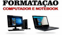 Título do anúncio: Formatação com troca do seu hd por um SSD