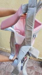 Título do anúncio: Canguru Baby Carrier 2 em 1.