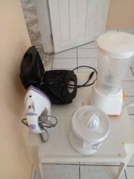 Kit de Cozinha e maquina de lavar carro