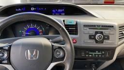 Civic LXS 1.8 Automatico - Baixo KM